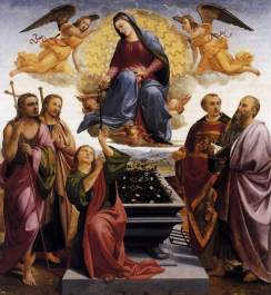 The Assumption, Granacci