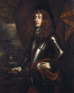 King James II, the last Catholic King of England