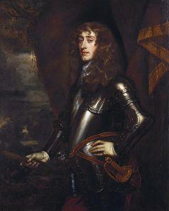 King James II, the last Catholic King of England