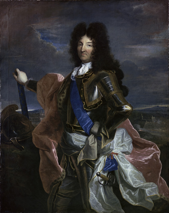 king louis xiv Louis was born at versailles on 15 february 1710 at the age of five, he succeeded his great grandfather louis xiv as king of france the duke of orleans became regent after the duke's death.