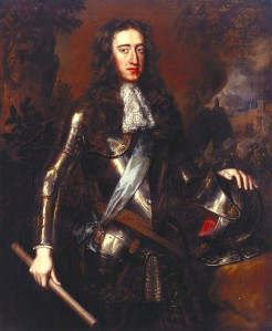 William of Orange, later King William III of England