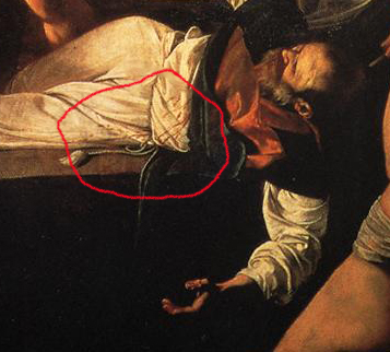 For the feast of St. Matthew, Caravaggio's Contarelli ...