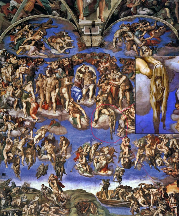 Michelangelo_last_judgment_detail