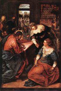 Tintoretto_christ-in-the-house-of-martha-and-mary
